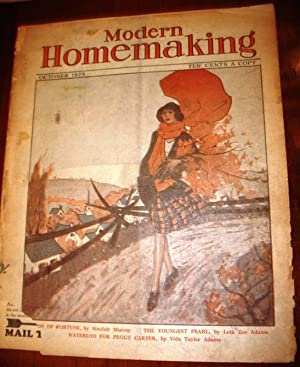 Waterloo For Peggy carter by Vida Taylor Adams in Modern Homemaking October 1929
