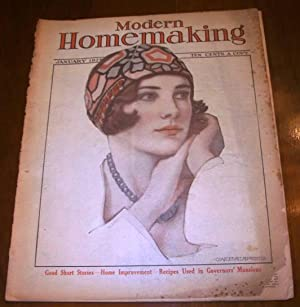 Paging Pythagoras by Celia Kay Denemoor in Modern Homemaking January 1929