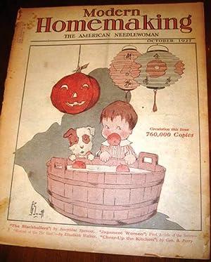 the Blackballers by Josephine Spencer in Modern Homemaking October, 1927