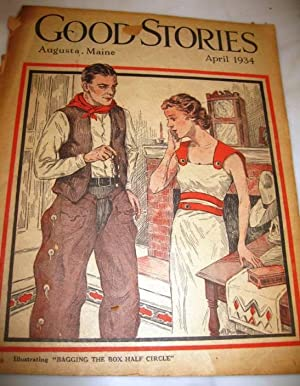 Bagging The Box Half Circle (Illustrated) in Good Stories April 1934