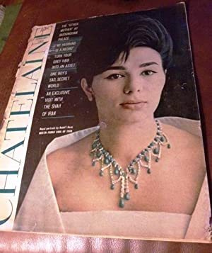 Chatelaine The Canadian Home Journal February 1964