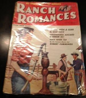 Ranch Romances March 13, 1953 Stories include:Alone with a Gun   Dean Owen  Through Apache Pass   ...