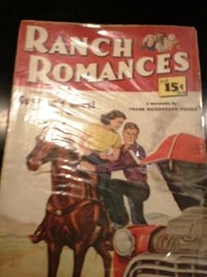 Ranch Romances September 16, 1949 Stories include: Gunman s Ghost   Dorothy L. Bonar Trail Terror...