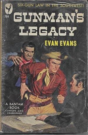 Gunman's Legacy: Brand, Max (as