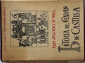 Historia del Condado de Castilla. Tomo III.: Fray Justo Pérez