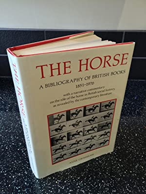 The Horse Signed limited edition by Anne Grimshaw: Anne Grimshaw