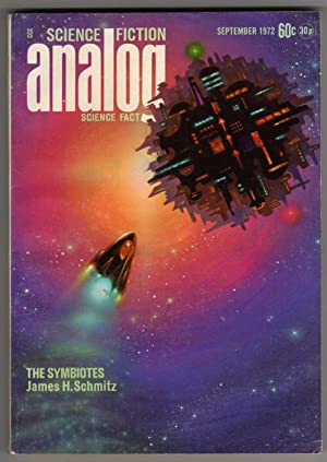Analog - Science Fiction Science Fact -: James H. Schmitz,