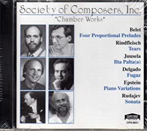 Society of Composers, Inc.: