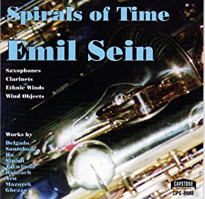 Emil Sein - Spirals of Time [COMPACT DISC]