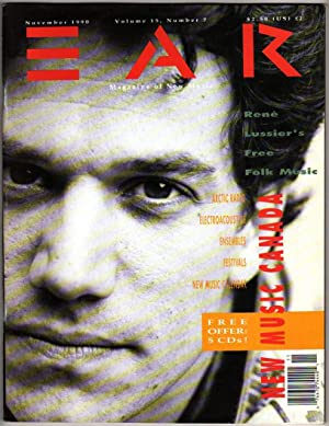 EAR Magazine of New Music - Volume 15, Number 7: