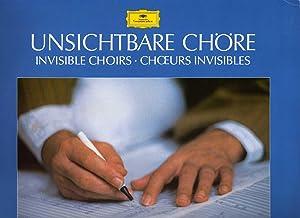 Invisible Choirs / Unsichtbare Chore / Choeurs: Stockhausen, Karlheinz