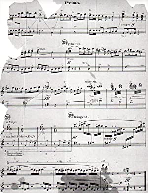 Symphony No. 7 - Piano Arrangement for Four-Hands [ Siebente Symphonie - Klavierauszug Fur Vier ...