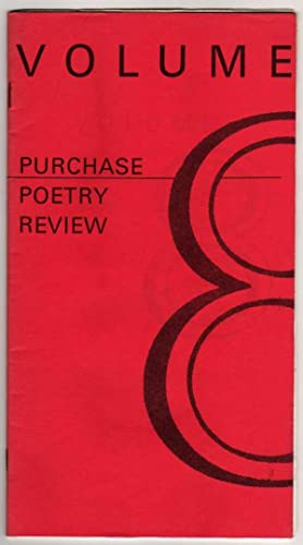Purchase Poetry Review - Volume 8 (1983)