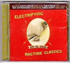 Electrifying Classic Rags [COMPACT DISC]: Scott Joplin, Tom