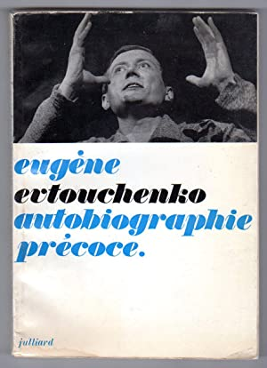 Autobiographie Precoce [in FRENCH]