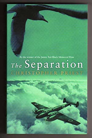 The Separation [TRUE FIRST EDITION, SIGNED]: Priest, Christopher