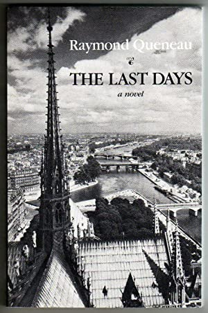 The Last Days - A Novel
