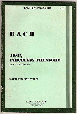 Jesu Meine Freude, BWV227 [Jesu, Priceless Treasure]: Bach, Johann Sebastian