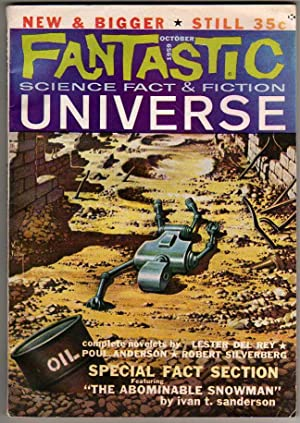 Fantastic Universe - Science Fact and Fiction - October 1959 - Volume 11 Number 6 [MAGAZINE]: ...