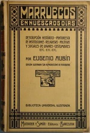Marruecos en nuestros dias: Aubin, Eugenio
