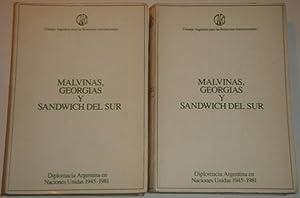 Malvinas, Georgias y Sandwich del Sur. 2
