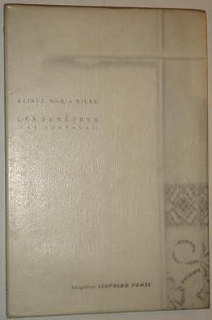 Les fenetres (Las ventanas): Rilke, Rainer Maria