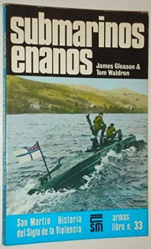 Submarinos enanos: Gleason, James &