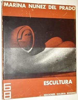 Escultura de Marina Nuñez del Prado: Nuñez del Prado,