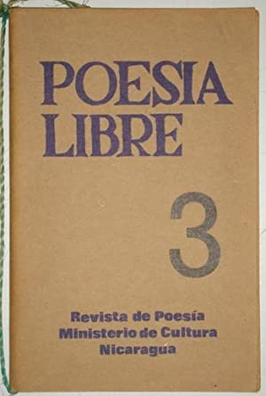 Poesia libre Nº 3. Revista de Poesia