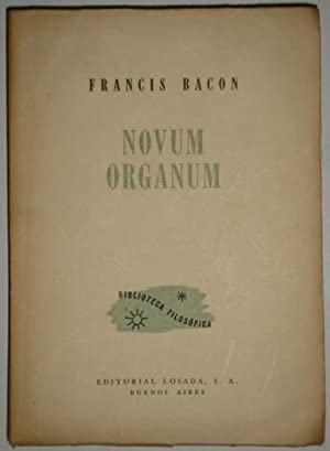 Novum organum: Bacon, Francis