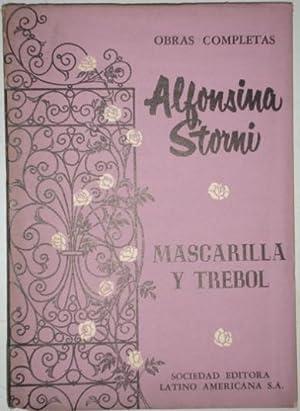 Mascarilla y trebol: Storni, Alfonsina