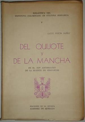 Del Quijote y de la mancha: Pabon Nuñez, Lucio