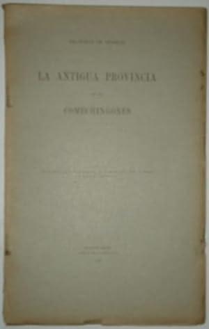 La antigua Provincia de los Comechingones: De Aparicio, Francisco