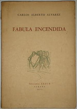 Fabula encendida: Alvarez, Carlos Alberto