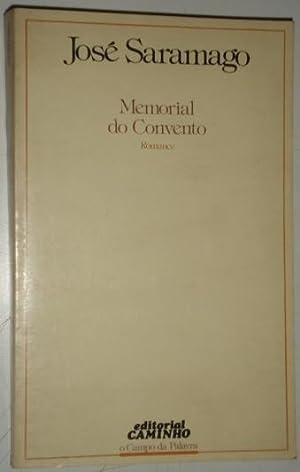 Memorial do Convento: Saramago, Jose