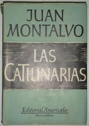 Las catilinarias: Montalvo, Juan