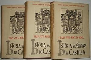 Historia del Condado de Castilla. 3 tomos: Perez de Urbel,