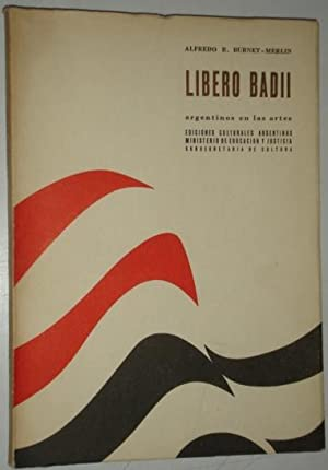 Libero Badii. Argentinos en el arte: Burnet-Merlin, Alfredo R.