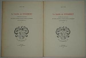 La famille de Stembert et celles qui: Le Pas, Jean