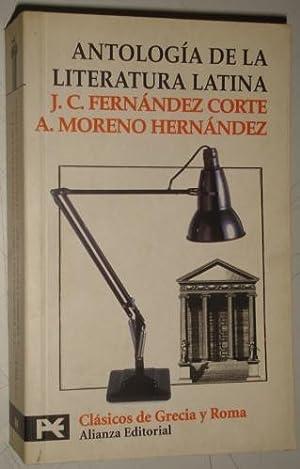 Antologia de la literatura latina (ss. III a.C.-II d.C.)