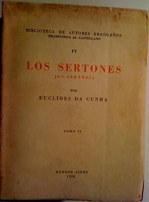 Los Sertones (2 tomos): Da Cunha, Euclides