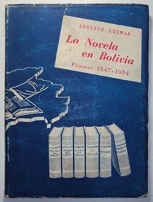 La novela en Bolivia. Proceso 1847-1954: Guzman, Augusto