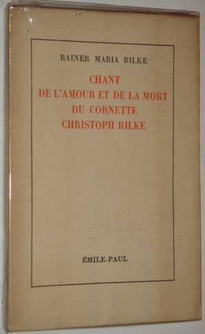 Rainer Maria Rilke Not Print On Demand Or Printed On