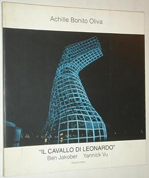 Achille Bonito Oliva - Il cavallo di: Jakober, Ben /
