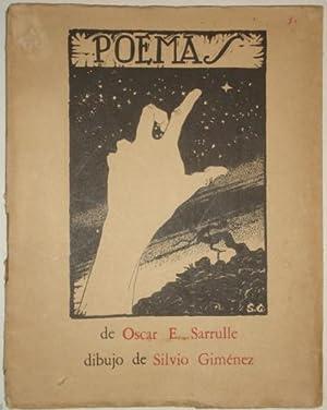 Poemas - Dibujo de Silvio Giménez: Sarrulle, Oscar E.