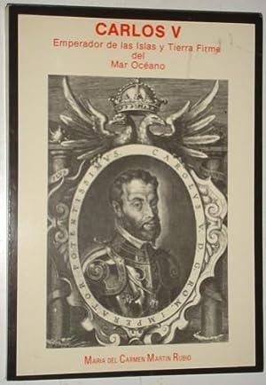 Carlos V, Emperador De Las Islas Y: Martin Rubio, Maria