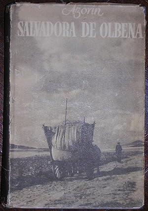 Salvadora de Olbena: Azorin
