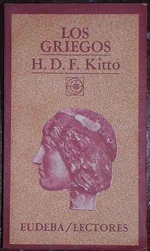 Los griegos: Kitto, H.D.F.