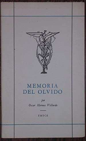Memoria del olvido: Hermes Villordo, Oscar