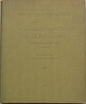 Actividades Marítimas en la Patagonia: Hector R. Ratto